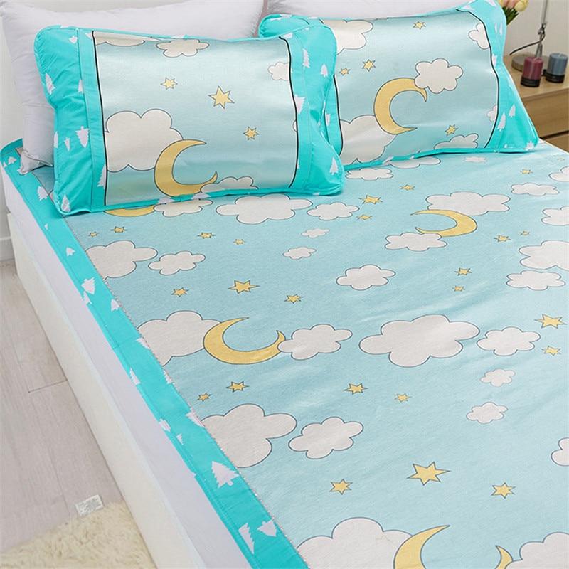 high quality home textile fashion summer cooling mattress summer cool mattress ice silk fabrics. Black Bedroom Furniture Sets. Home Design Ideas