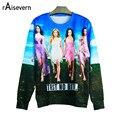 Raisevern New 3D Sweatshirts Print Trust No Bitch Pretty Little Liars Funny Autumn 3d Pullover Hoodies For Men/women Long Sleeve