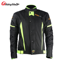 Riding Tribe Motorcycle Winter Warm Jacket Waterproof Motocross Racing Clothes With Protective Armor Motorcyclist Clothing JK-37