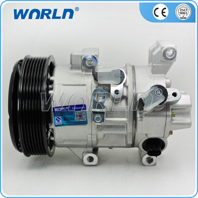 New A//C Compressor 88310-02400 For Toyota Auris//Rav-4 III//Verso//Avensis//Blade