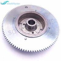 T36 04000500W Flywheel Rotor Assy for Parsun HDX 2 Stroke T36 T40J Electric Start Boat Outboard motor Free Shipping