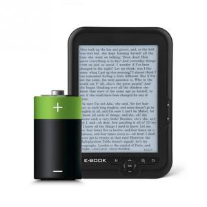 Image 5 - Portable e book reader E Ink 6 inch E reader 800x600 Resolution Display 300DPI Blue Cover 16GB 8GB 4GB eBook