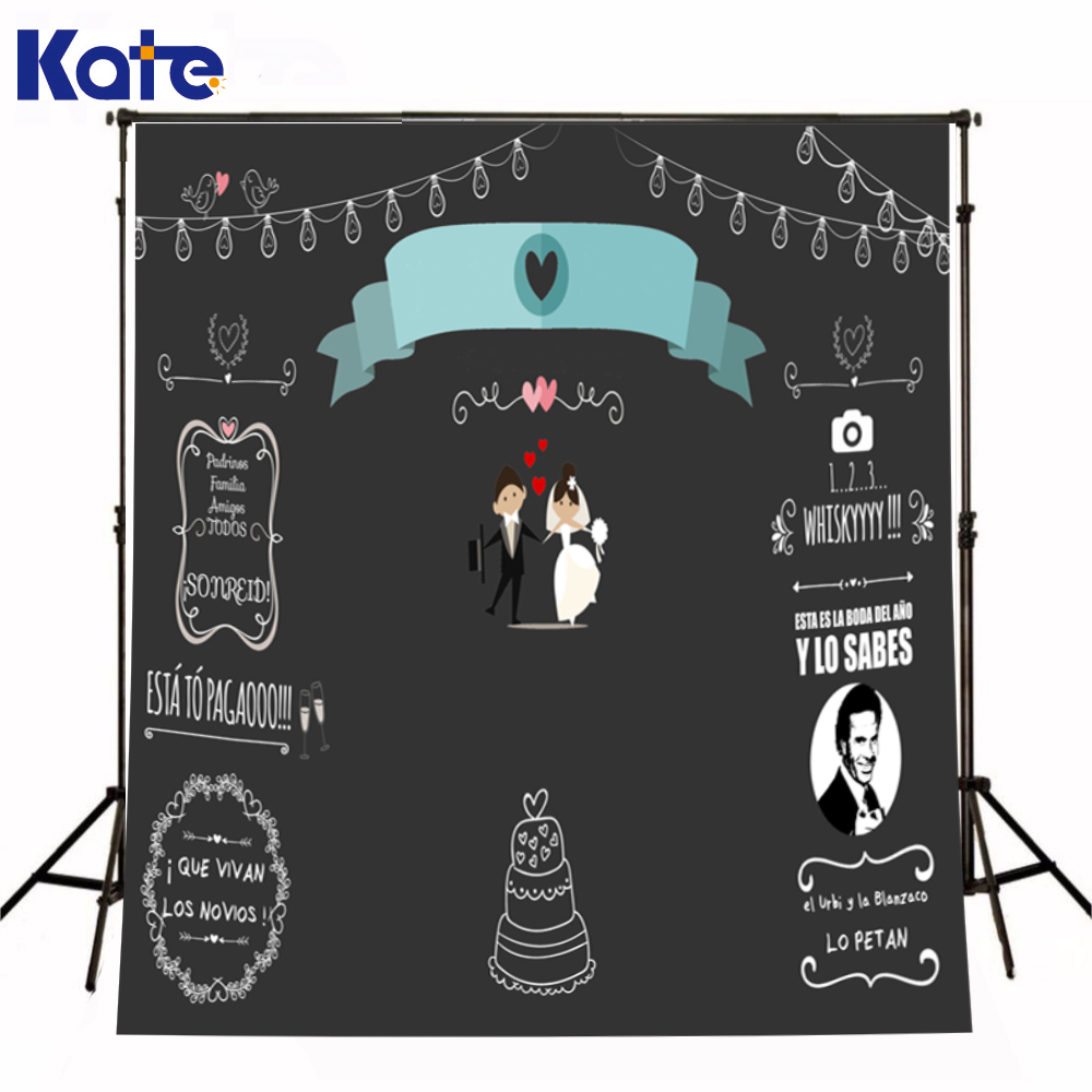 Wedding Special Photographic Background Bride Avatar fond de mariage Backdrops fundo fotografico Custom Backgrounds for Studio