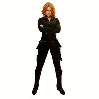 2017 Marvel's Captain America Civil War Black Widow Natasha Romanoff cosplay costume
