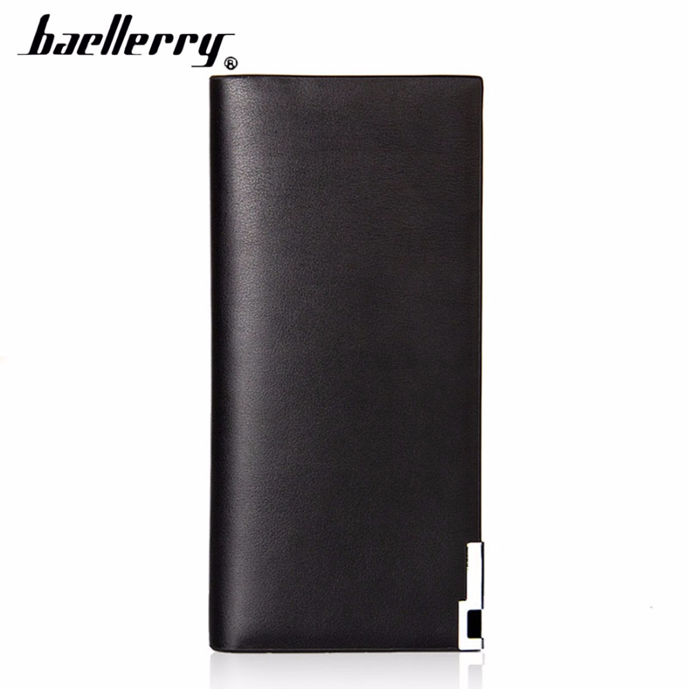PU Leather Thin Men Wallets Solid Sample High Quality Money Bag Male Black Purse Super Quality Leather Card Holder Wallet BAE025 high quality 185 127cm wedding invitation card with inner paper and envelopes many kinds of styles sample link $0 95 per piece