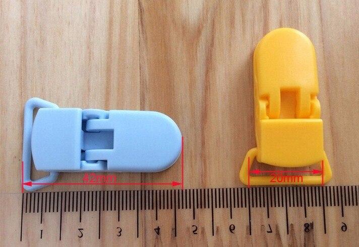 d forma sutoyuen manequim plástico chupeta clipe