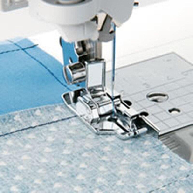 Prensatelas para m/áquina de coser 3 piezas Pie de uni/ón de 1//4 de pulgada para acolchado y pespunte de acolchado especial Especial para accesorios de m/áquina de coser multifunci/ón dom/éstica PFAFF