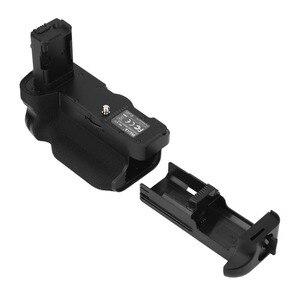 Image 4 - Mcoplus BG A7II Vertikale Batterie Griff Halter für Sony A7II A7S2 A7S A7M2 A7R2 A7R II als VG C2EM Kamera Meike MK A7II