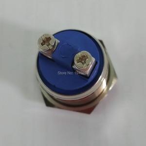 Кнопочный переключатель, 19 мм