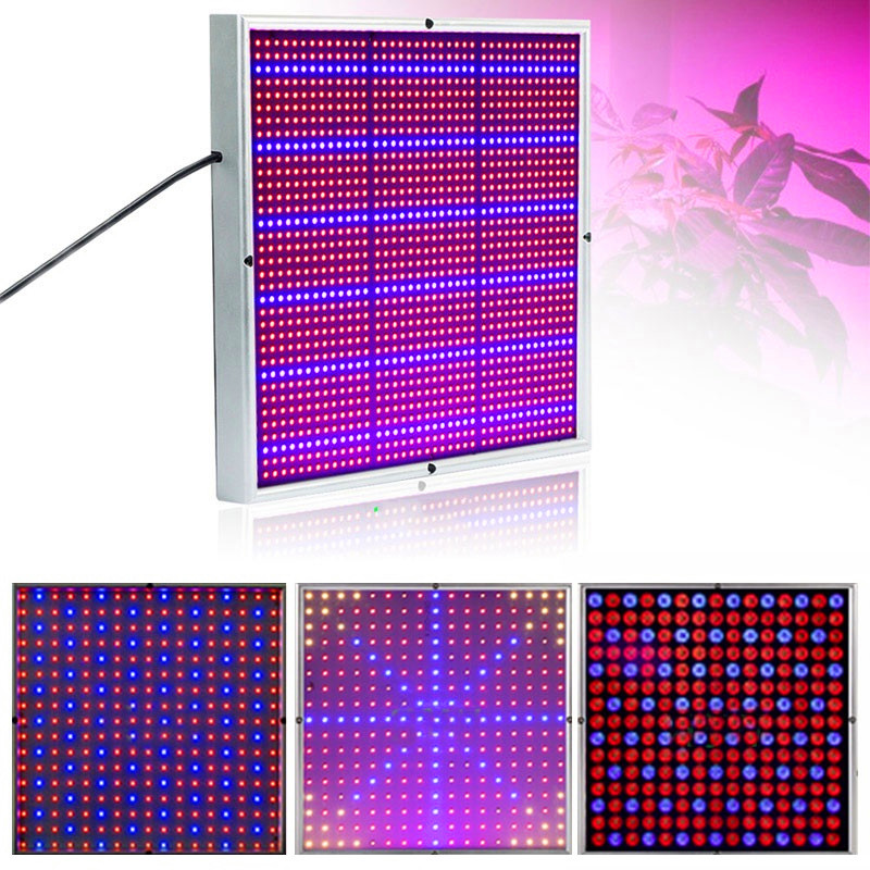 20W/30W/45W/120W Led Grow Light Red+Blue SMD2835 LED Plant Grow Lamps Light For Flowering Plant And Hydroponics System 120w 55 led blue