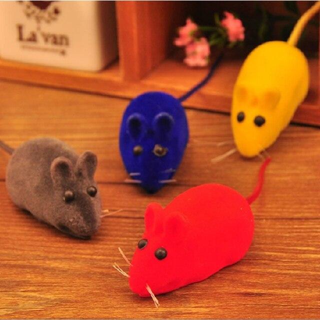 4 pcs lot pas cher chat jouet en caoutchouc squeaktoy interactive chat souris jouet fat cat toy. Black Bedroom Furniture Sets. Home Design Ideas