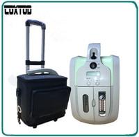 COXTOD battery 1 5LPM portable oxygen concentrator/oxygen generator/mini oxygen concentrator JAY 1 for COPD/home/travel/car
