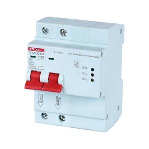 Image 3 - AFCI Arc Fault Circuit Breaker Interrupte AFDD Arc Protector Detector 1P+N 16A 220V 110V MCB