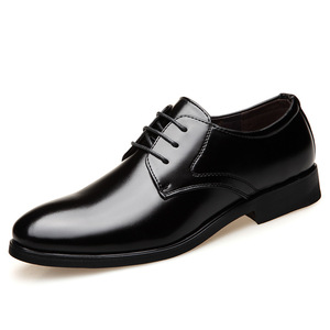 Image 2 - Mazefeng 2019ใหม่แฟชั่นธุรกิจรองเท้าผู้ชายรองเท้าหนังคลาสสิกผู้ชายชุดรองเท้าแฟชั่นLace Upรองเท้าผู้ชายoxfords