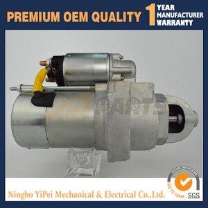 12V, 1,4 kW, 863007A1, 3857747, nuevo motor de arranque marino certificado para motores Volvo Penta V6 V8