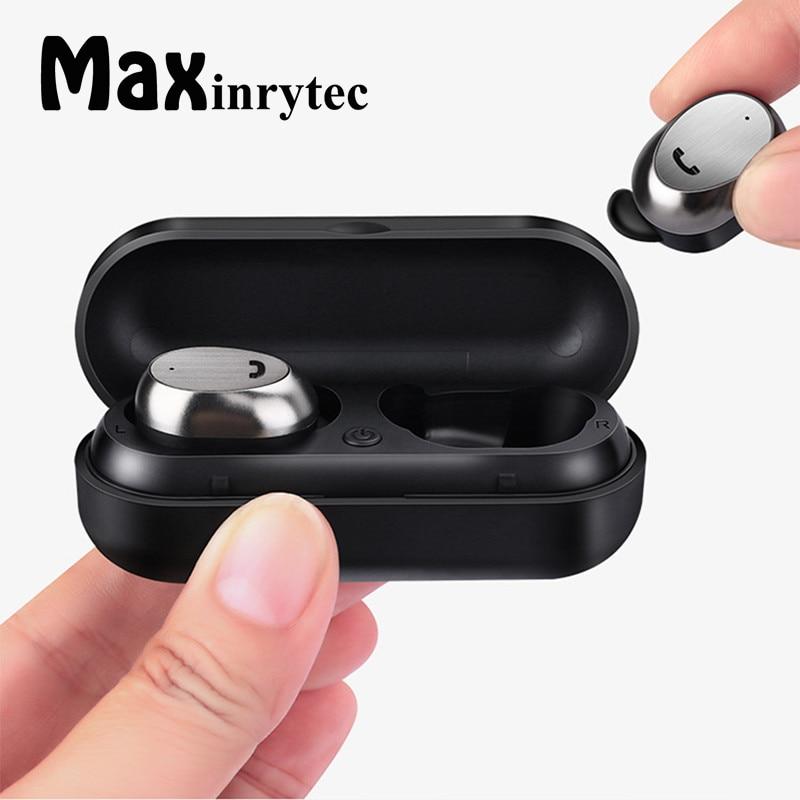 M9 TWS Bluetooth écouteurs vrai casque sans fil sport écouteur mains libres sans fil casque casque Mini écouteurs avec micro
