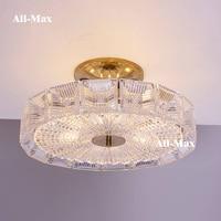 Итальянское искусство стеклянный купол света новая классическая Пример номер огни гостиная спальня огни свету латунь лампа