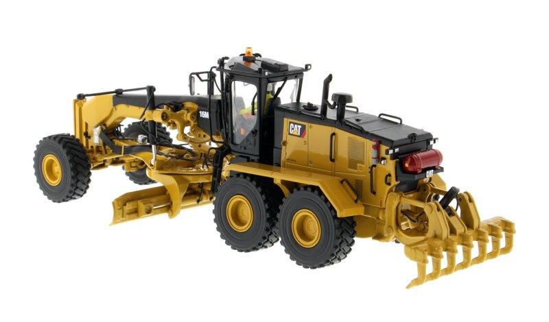 DM-85507 1:50 CAT16M3 мотор игрушка-грейдер