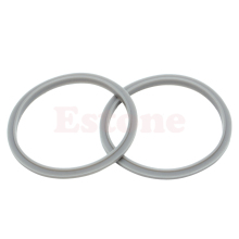 цены 2Pcs Gaskets For NutriBullet Nutri Bullet Extractor Juicer Seal Ring 900W New Drop ship
