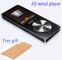 2016 Original HiFi MP4 Player With Speaker Metal APE FLAC WAV High Sound Quality 8GB Entry