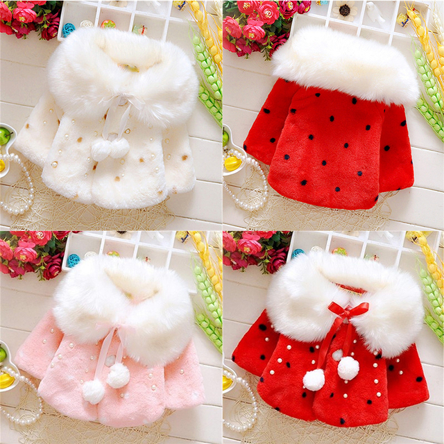 aafc02f5bfae baby girl jackets girls outerwear coats coats winter kids jacket Velour  fabric garment lovely Bow coat baby girl clothes Coat