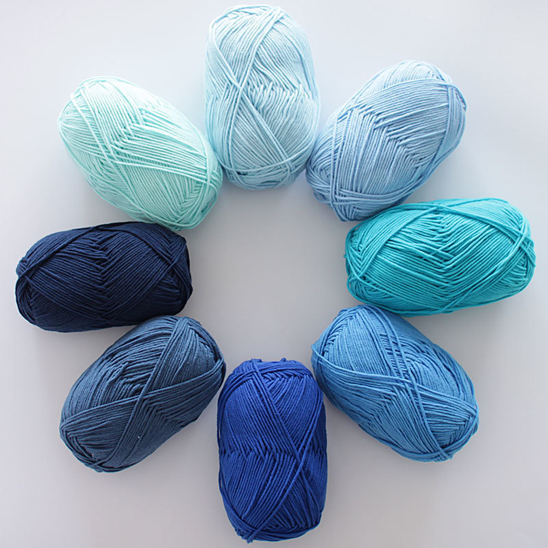 Cheap Yarn : cotton yarn Baby wool yarn for knitting Children hand knitted yarn ...