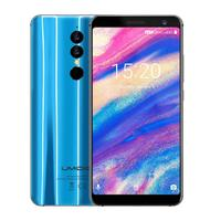 UMIDIGI A1 פרו 5.5 אינץ הכפול 4G אנדרואיד 8.1 Smartphone MTK6739 1.5GHz Quad Core 3GB + 16GB לשלושה מצלמות זיהוי פנים