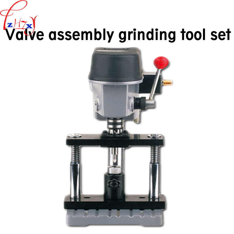 Common rail injector grinding tool kit for valve assembly YM01 valve assembly grinding tool set 1PC