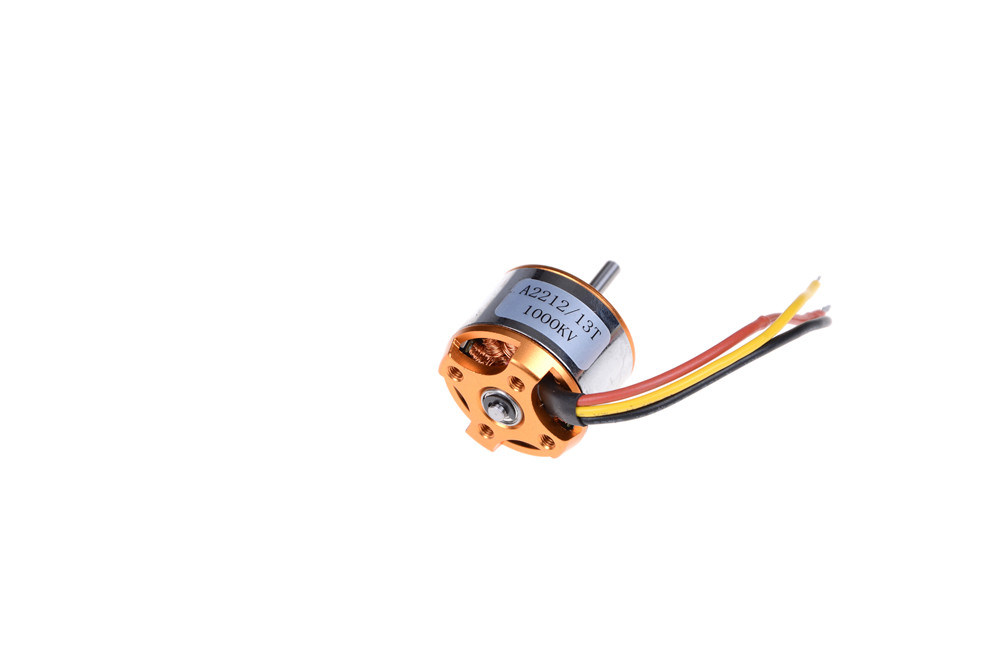 1pc A2212 Brushless Motor 1000KV 1400KV For RC Aircraft Plane Multi-copter Brushless Outrunner Motor free shipping brushless motor ax1806 kv2200 for the flywing miniplane rc plane mini 3d plane multicopter
