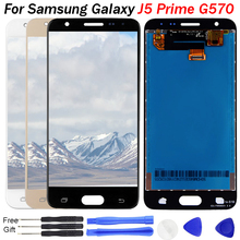 For SAMSUNG J5 Prime LCD Display Touch Screen Digitizer G570M LCD For SAMSUNG GALAXY J5 Prime LCD G570F/DS Screen Replacement 1pc lot free shipping high quality for samsung j5 lcd dispaly lcd screen replacement