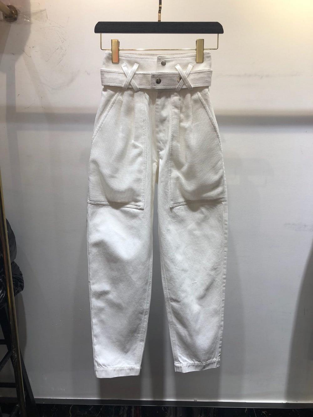 Mode 2 Style Pantalon Femmes Jeans 2018 Ddxgz3 Punk Couleur SYUdwCnqx