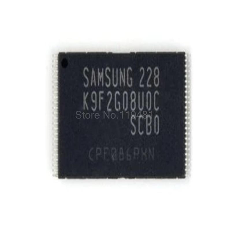 K9F2G08U0C-SCB0 K9 f 2g 08 u 0 c - SCB 0 tsop 48 flash chip ...