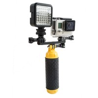 LED Video Light Supplement Lamp Night Flash Fill Light Charger For Gopro Hero 5 4 3
