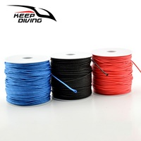 KEEP DIVING 50/100M PE Braided Fishing Line 16 strands 500LB Multifilament Fishing Line