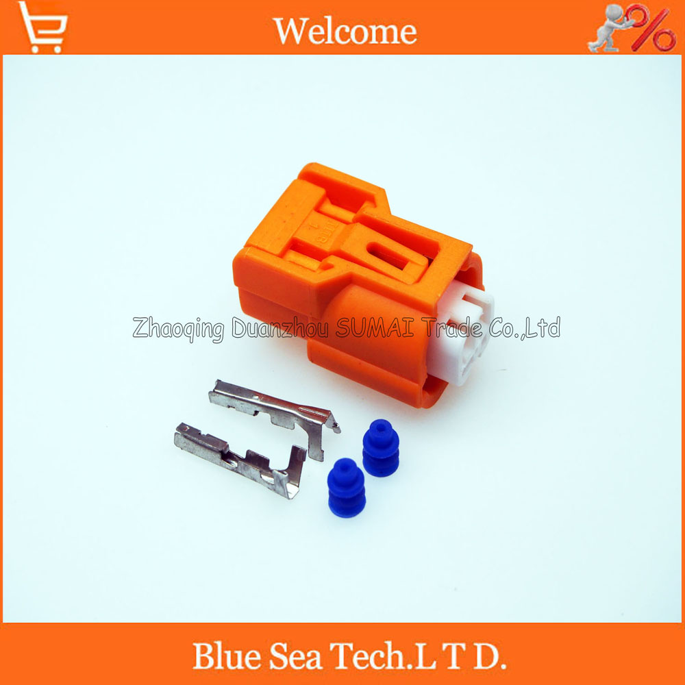 2Pin Air pressure sensor plug for headlight plug electrical connector for Toyota,VW etc. oxygen air fuel sensor oem 89467 48040 afr sensor for toyota