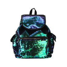 Sequins Oxford Cloth Backpack Men's Women's Portable Travel Bags Large Capacity Storage Accessories Supplies Products