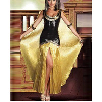 Fashion Female Pirate Costume Adult Cleopatra Womens Costume Ladies Halloween Costumes Free Shipping