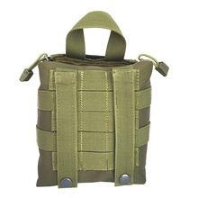 EDC Hunting Utility Belt Bag Tactical Molle Medical Kit Pouch Emergency Survival