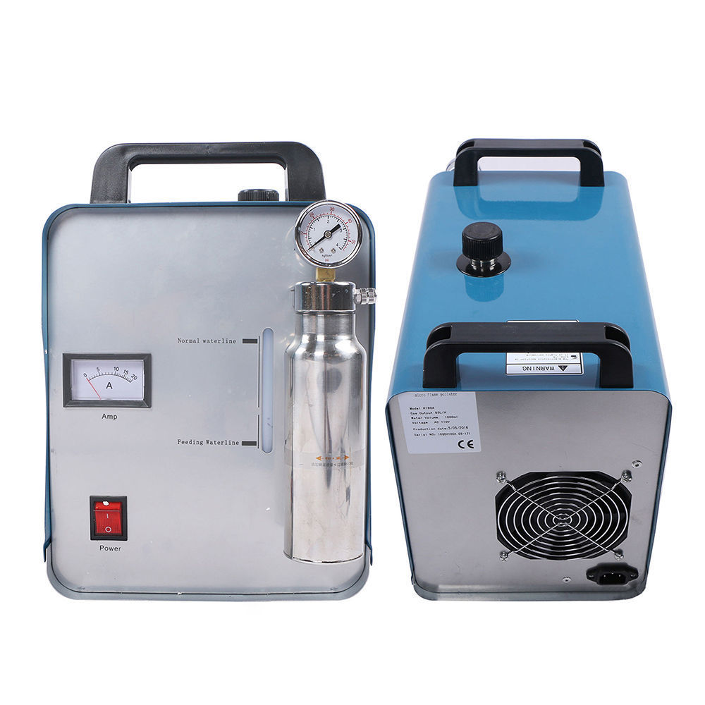 DC HOUSE H180 95L Portable Oxygen Hydrogen Water Welder Flame Polisher Polishing Machine