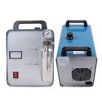 H180 95L Portable Oxygen Hydrogen Water Welder Flame Polisher Polishing Machine