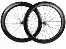 60mm depth 25mm width disc brake carbon wheels Clincher/Tubular Cyclocross Bicycle Carbon Wheelset with 411/412CL hubs 12K twill