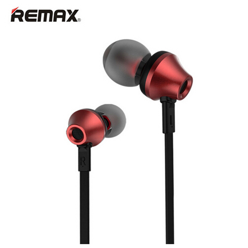 Remax Rm 610d In Ear Earphone fones de ouvido Stereo Wired Headsets  HiFi Headset With Microphone For iPhone For Smart Phone original xiaomi xiomi mi hybrid earphone 1more design in ear multi unit piston headset hifi for smart mobile phone fon de ouvido