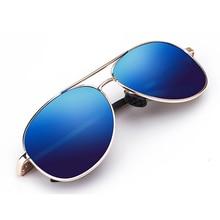 UV400 Frog Mirror Sunglasses Men Women Alloy Brand TAC Polarized Sun Glasses Driving Travel Eyewear Oculos De Sol No Case 8130