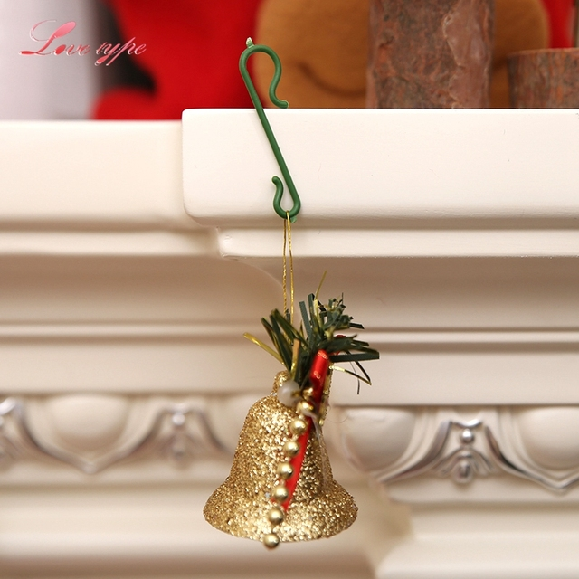10 Stks S Vorm Opknoping Haken Kerstboom Haken Diy Xmas Hanger