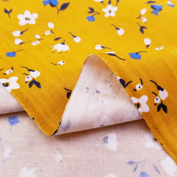 50x40cm Flower Series Cotton fabric DIY sewing uphostery craft for Baby&Children Quilting Sheets Dress Material 4