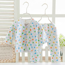 3pcs/ Pack New Born Baby Winter Underwear Suits 0-6months Kids Boys Girls Thicken Warm Cotton Suit Velvet Suit Children Clothes