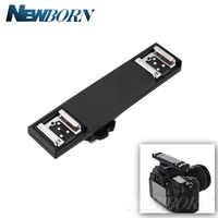 Support de bras de cordon de synchronisation Speedlite pour Nikon D3200 D5200 D5300 D7000 D7100 D7200 D800 D90 DSLR