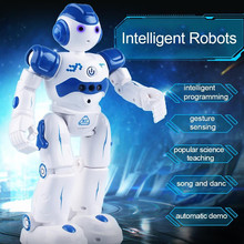 RC Robot Dancing Toys Gift Remote-Control-Smart-Robot Intelligent Electronic Children