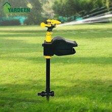 Graden экологичный струйный спрей животное Отпугиватель птица, собака, Отпугиватель кошек солнечное движение активированный мощный сад