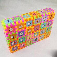 68 PCS Bebê Crianças digita fruit retrato Conjunto de Blocos de Construção de Construção de Aprendizagem Educacional Developmental Toy Cérebro Brinquedos Jogo